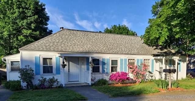 20-22 Halstead Street, Kittery, ME 03904 (MLS #1503736) :: Keller Williams Realty