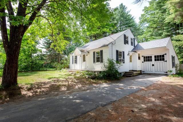 140 Church Road, Brunswick, ME 04011 (MLS #1503815) :: Linscott Real Estate