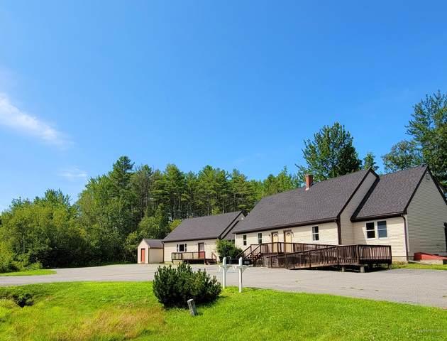 1295 Atlantic Highway, Northport, ME 04849 (MLS #1503940) :: Linscott Real Estate