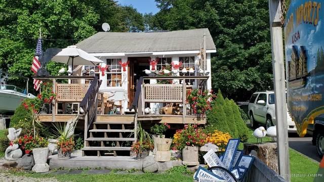 38 Sea Street, Boothbay Harbor, ME 04538 (MLS #1506582) :: Linscott Real Estate