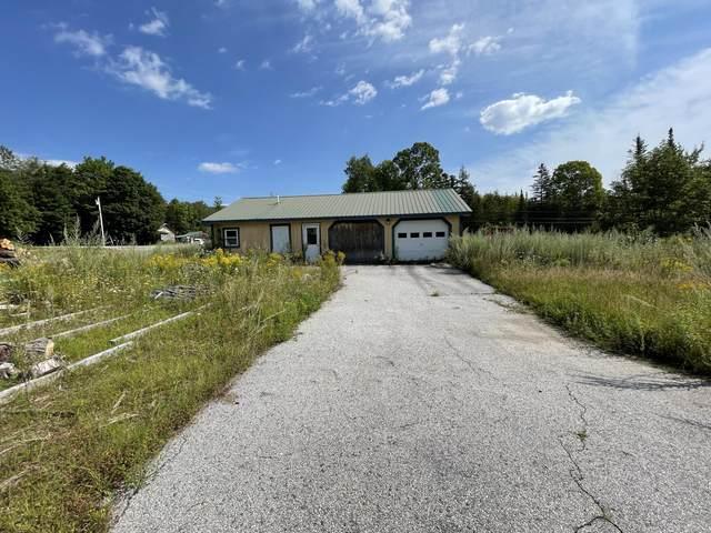 187 Brooks Road, Thorndike, ME 04986 (MLS #1506882) :: Linscott Real Estate