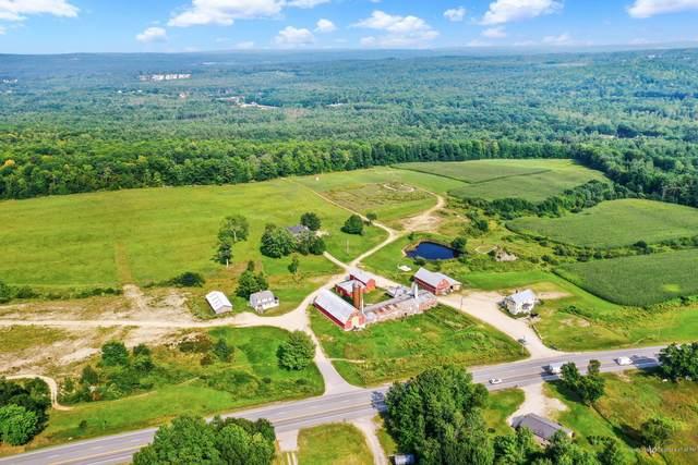125 Pigeon Hill Road, Mechanic Falls, ME 04256 (MLS #1506955) :: Linscott Real Estate