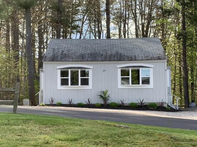 39 Eastwind Lane #39, Ogunquit, ME 03907 (MLS #1506980) :: Linscott Real Estate