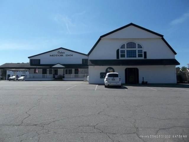 663 Main Street, Calais, ME 04619 (MLS #1507137) :: Linscott Real Estate