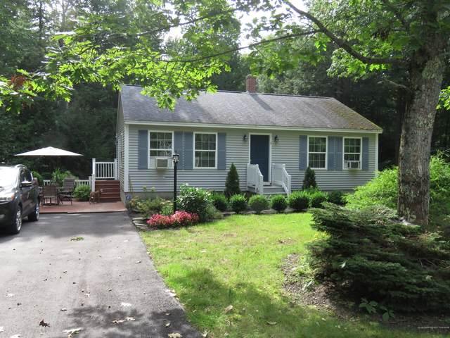 5 Wolf Creek Drive, Windham, ME 04062 (MLS #1507635) :: Linscott Real Estate