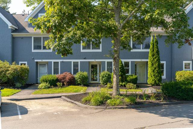 8 Mcfarland Point Drive #31, Boothbay Harbor, ME 04538 (MLS #1507716) :: Linscott Real Estate