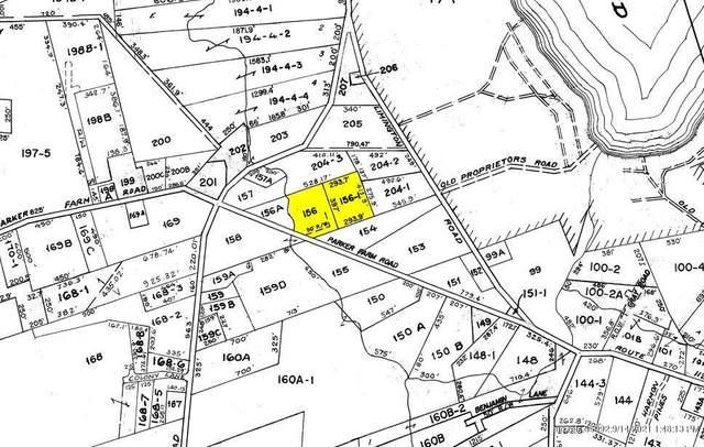 260 Parker Farm Road, Buxton, ME 04093 (MLS #1508852) :: Linscott Real Estate
