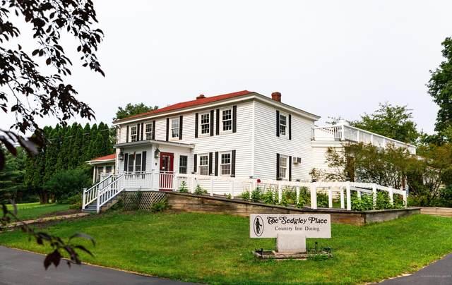 54 Sedgley Road, Greene, ME 04236 (MLS #1509004) :: Linscott Real Estate