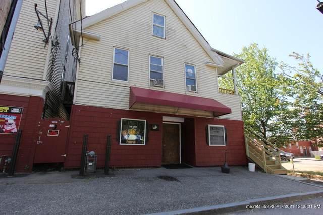 97 & 99 Ash Street, Lewiston, ME 04240 (MLS #1509282) :: Keller Williams Realty