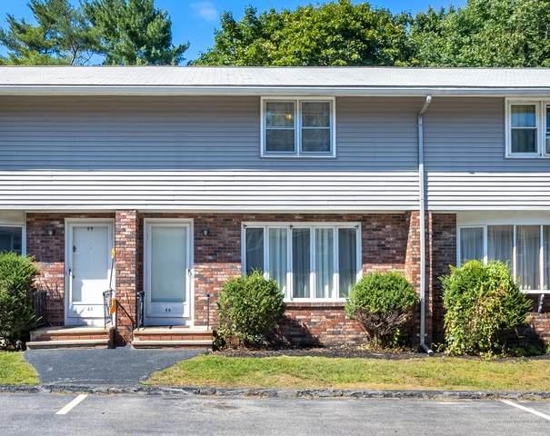 375 Bridgton Road #46, Westbrook, ME 04092 (MLS #1509286) :: Linscott Real Estate