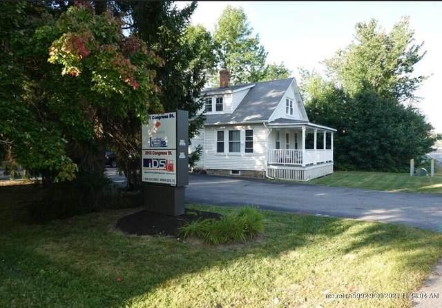 2001 Congress Street, Portland, ME 04102 (MLS #1509468) :: Linscott Real Estate