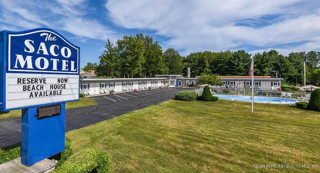 473 Main Street, Saco, ME 04072 (MLS #1509596) :: Linscott Real Estate