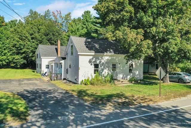 15 Mill Street, Kennebunk, ME 04043 (MLS #1509740) :: Keller Williams Realty