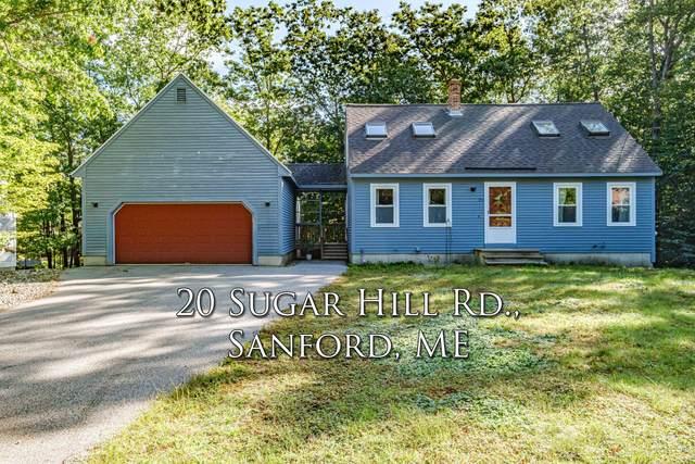 20 Sugar Hill Road, Sanford, ME 04073 (MLS #1509781) :: Keller Williams Realty
