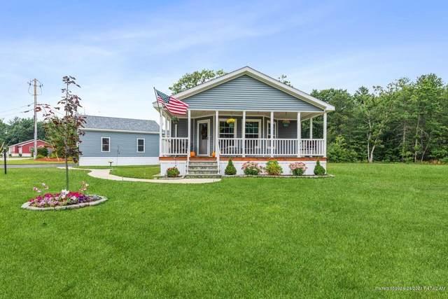 2 Conifer Drive, Lyman, ME 04002 (MLS #1510033) :: Linscott Real Estate