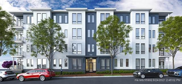 104 Grant Street #105, Portland, ME 04101 (MLS #1510138) :: Keller Williams Realty