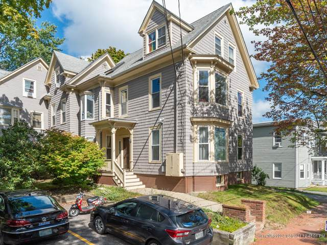 25 Fessenden Street A, Portland, ME 04103 (MLS #1510409) :: Linscott Real Estate