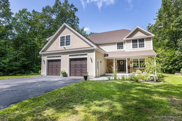 52 Oxford Woods Drive, Falmouth, ME 04105 (MLS #1510618) :: Keller Williams Realty