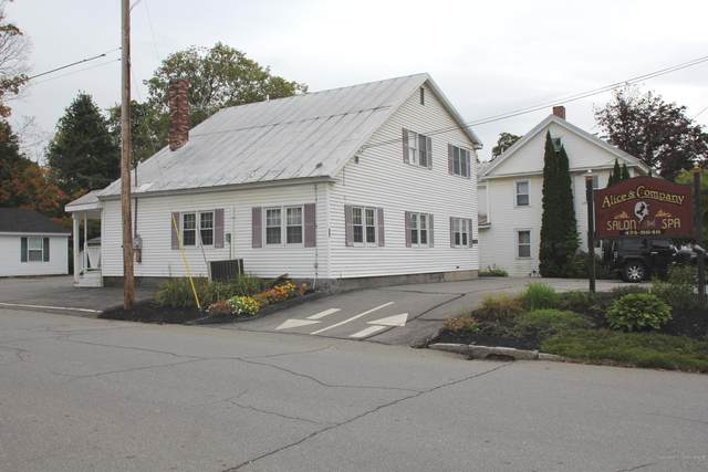 1 Leavitt Street, Skowhegan, ME 04976 (MLS #1510817) :: Linscott Real Estate
