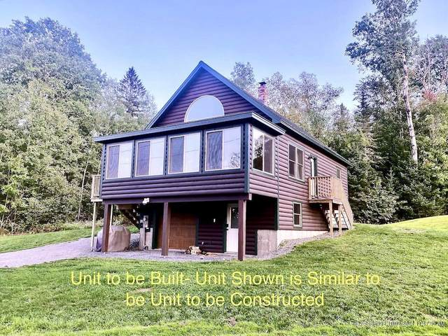 747 South Shore Drive #15, Rangeley Plt, ME 04970 (MLS #1510912) :: Linscott Real Estate