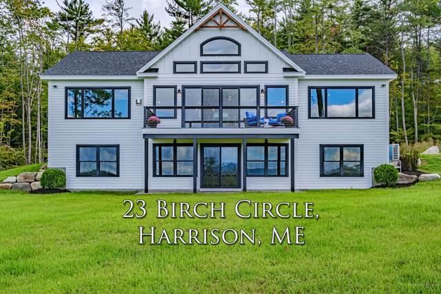 23 Birch Circle, Harrison, ME 04040 (MLS #1510918) :: Linscott Real Estate