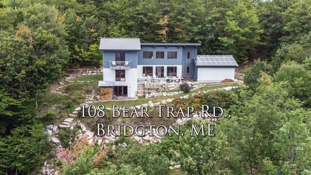 108 Bear Trap Road, Bridgton, ME 04009 (MLS #1510935) :: Linscott Real Estate