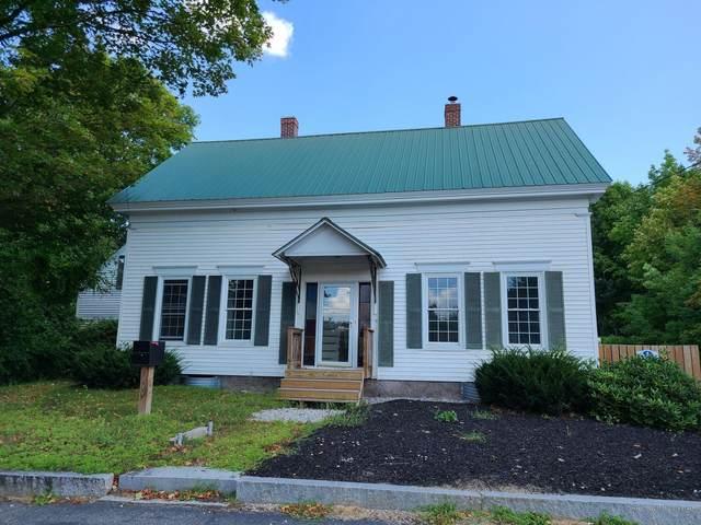 4 Portland Road, Bridgton, ME 04009 (MLS #1511577) :: Linscott Real Estate