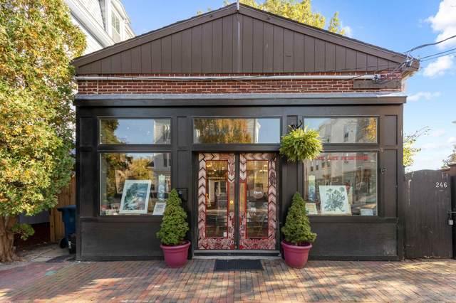 246 Danforth Street, Portland, ME 04102 (MLS #1511744) :: Linscott Real Estate
