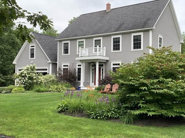 90 Dunton Circle, Hampden, ME 04444 (MLS #1511854) :: Linscott Real Estate