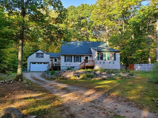 42 Swans Road, Raymond, ME 04071 (MLS #1511957) :: Linscott Real Estate