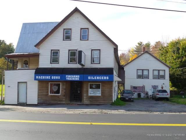 141 Oakland Road, Fairfield, ME 04937 (MLS #1511982) :: Linscott Real Estate