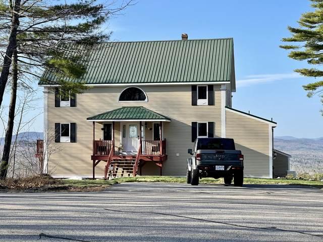 140 Bear Trap Road, Bridgton, ME 04009 (MLS #1512547) :: Linscott Real Estate