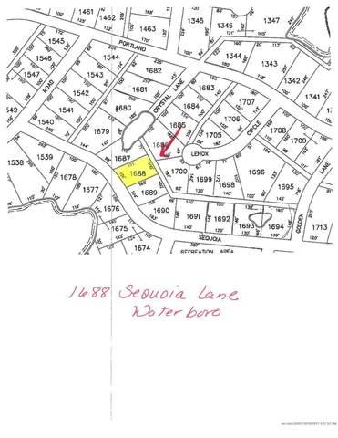 1688 Sequoia Lane, Waterboro, ME 04087 (MLS #1512675) :: Linscott Real Estate