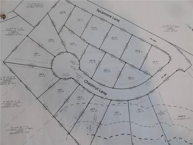 Lot 14 Chestnut Lane Lane, Kennebunk, ME 04043 (MLS #1072834) :: Your Real Estate Team at Keller Williams