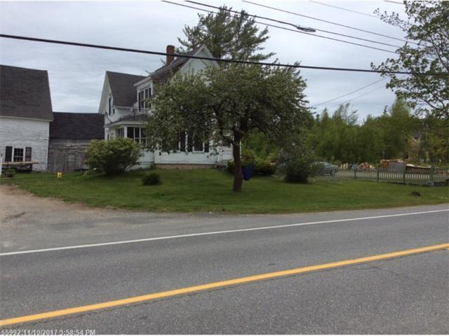 987 Bar Harbor Rd, Trenton, ME 04605 (MLS #1223638) :: Acadia Realty Group