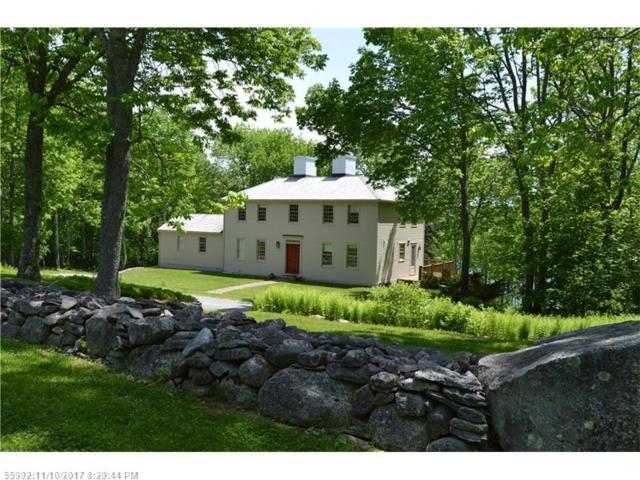 19 Oak Row Road, Castine, ME 04421 (MLS #1312572) :: Acadia Realty Group