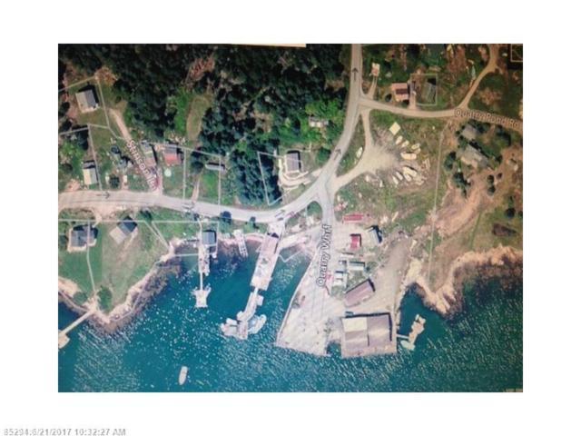 00 Quarry Wharf Rd, Swans Island, ME 04685 (MLS #1313464) :: Acadia Realty Group