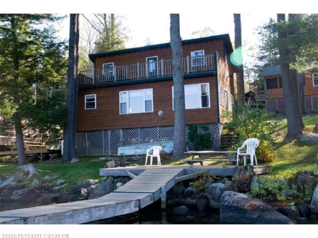 120 Sunny Shore Pl Lot 2, Oakland, ME 04963 (MLS #1318945) :: Herg Group Maine
