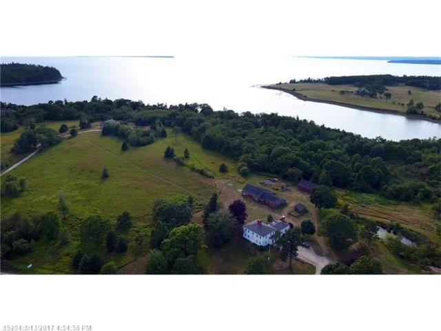 142 Castine Rd, Castine, ME 04421 (MLS #1320476) :: Acadia Realty Group