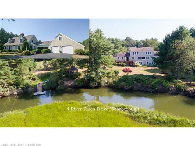 4 River Pines Dr, Scarborough, ME 04074 (MLS #1322440) :: Keller Williams Coastal Realty