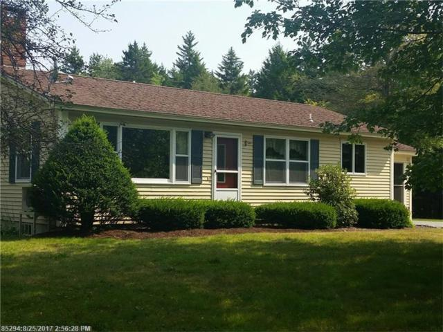 319 Ellsworth Rd, Blue Hill, ME 04614 (MLS #1323077) :: Acadia Realty Group