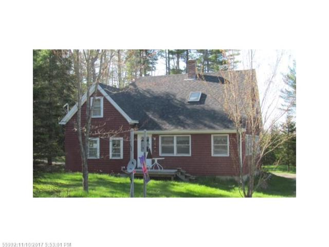 722 Ellsworth Rd, Blue Hill, ME 04614 (MLS #1326992) :: Acadia Realty Group