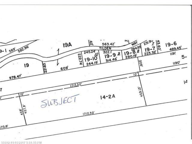 TBD Shore Rd, Lamoine, ME 04605 (MLS #1327062) :: Acadia Realty Group