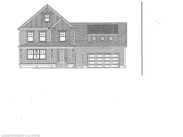 Lot 2 Stonepost, North Yarmouth, ME 04097 (MLS #1327196) :: The Freeman Group
