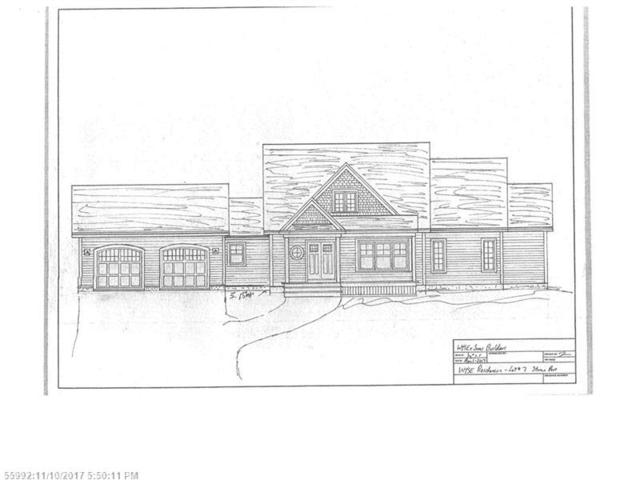 Lot 3 Stonepost, North Yarmouth, ME 04097 (MLS #1327197) :: The Freeman Group