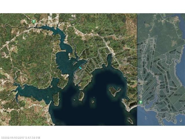 Lot #73 Nepp Point Rd, Roque Bluffs, ME 04654 (MLS #1329616) :: DuBois Realty Group