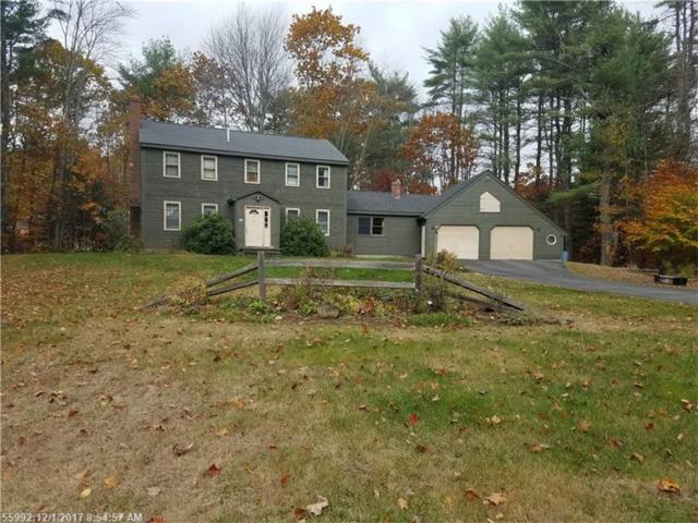 50 Pine Country Dr, Buxton, ME 04093 (MLS #1331507) :: The Freeman Group