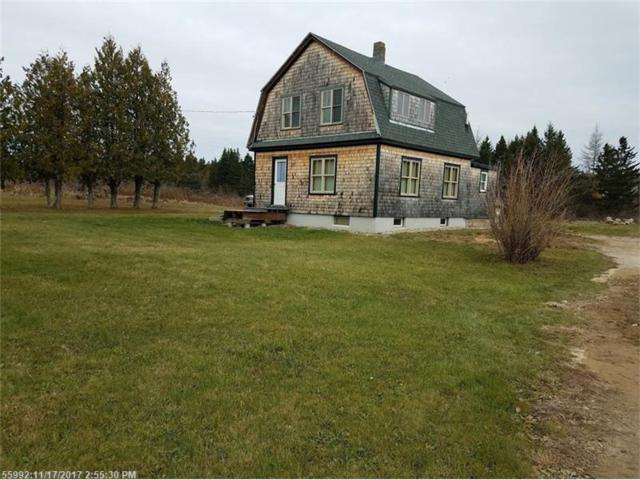 69 Asa Dyer Brook Rd, Steuben, ME 04680 (MLS #1332747) :: Acadia Realty Group