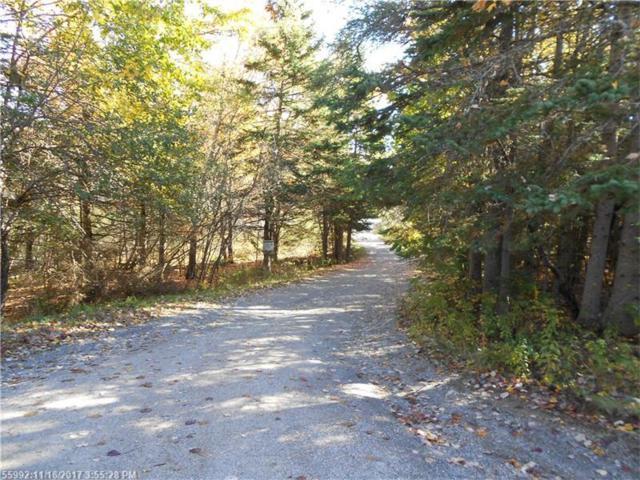 Lot 5 Justin Ln, Gouldsboro, ME 04607 (MLS #1332853) :: Acadia Realty Group
