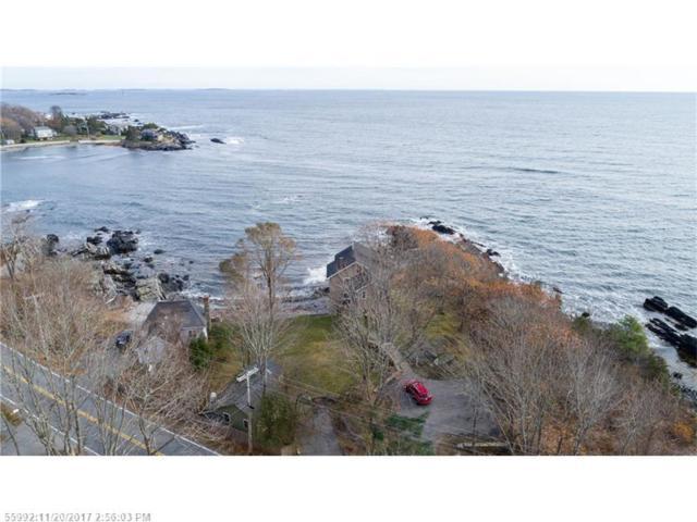 1122 Shore Rd, Cape Elizabeth, ME 04107 (MLS #1332904) :: The Freeman Group